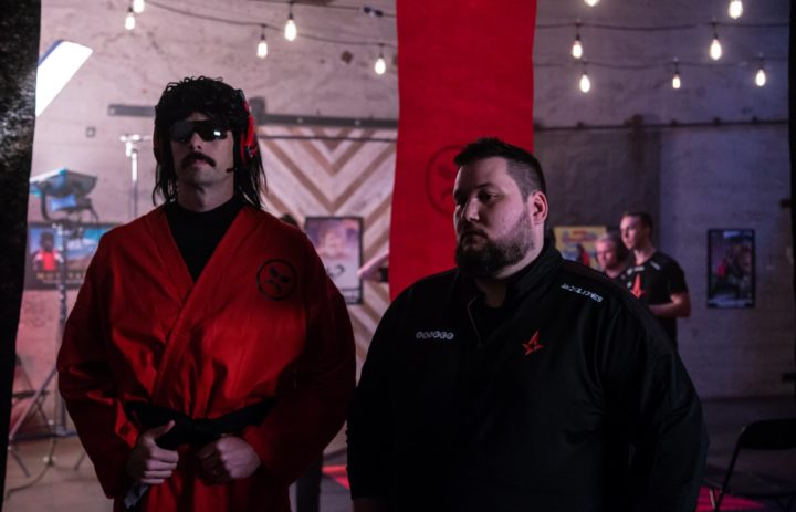 Astralis x Dr Disrespect