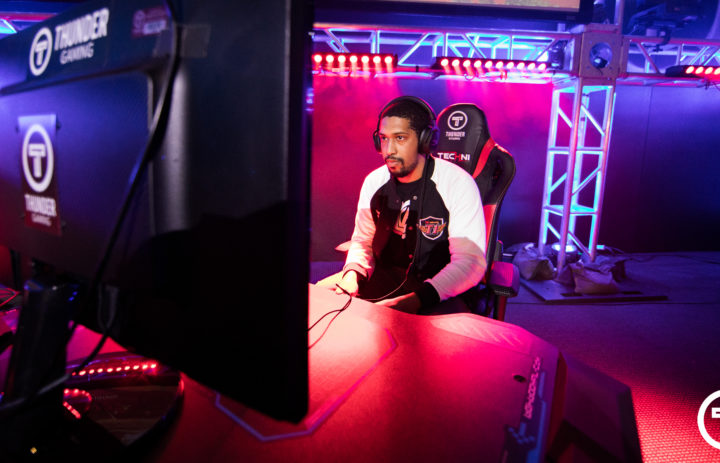 LarryLurr at ThunderSmash May 2019 in Los Angeles, CA